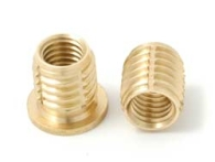 Tristar brass self tapping inserts