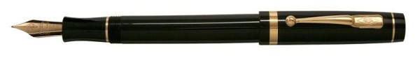 Black Duro Fountain Pen