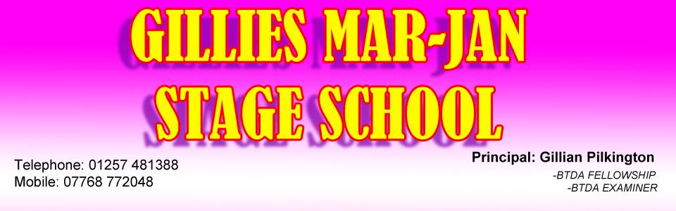 Gillies Mar-Jan Stage School