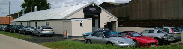 car body repairs Chelmsford