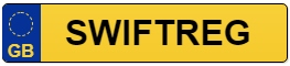 Personalised Registration Plates