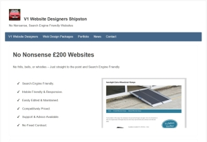 Shipston Website Designers