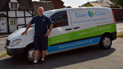 Carpet and Upholstery Cleaning Studley, Redditch, Solihull, Bromsgrove, Stratford-upon-Avon