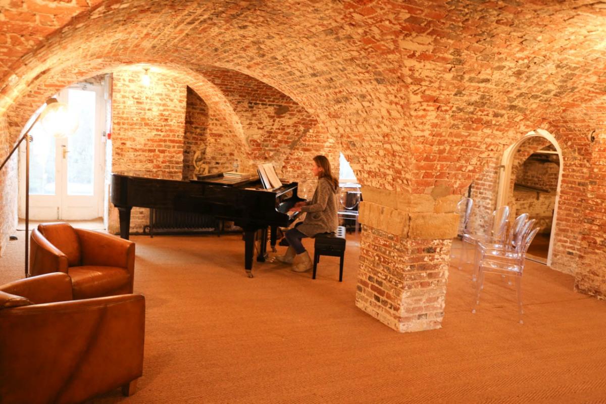 Finchcocks Piano Retreat Kent