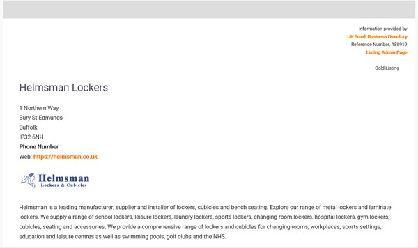 Replacing School Lockers Helmsman Lockers
